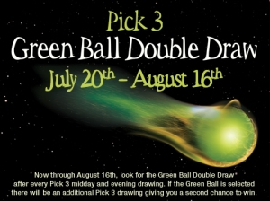 Green Ball Double Draw