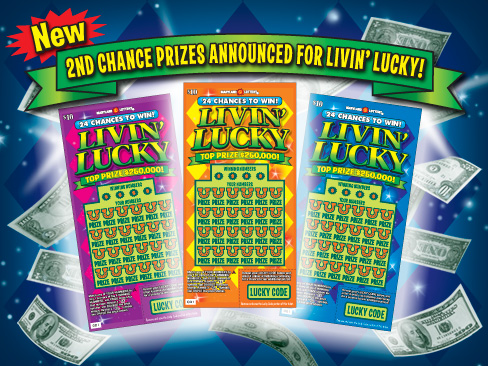 Livin' Lucky 2nd Chance