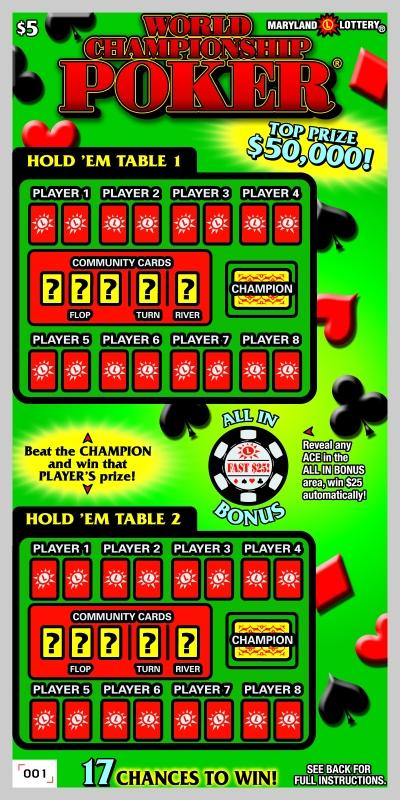 World Championship Poker
