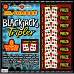 Blackjack Tripler