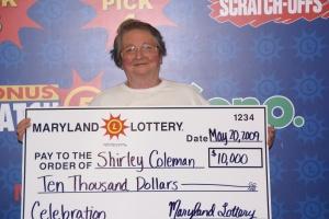 Shirley Coleman - Celebration