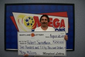 Robert SantaMaria - Mega Millions
