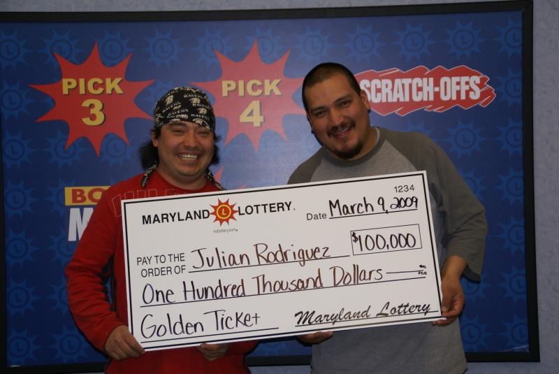 Julian Rodriguez - Golden Ticket