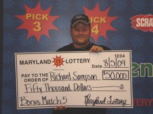 Richard Sampson - Bonus Match 5