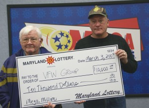 VFW Group - Mega Millions