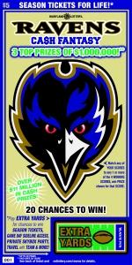 Ravens Cash Fantasy