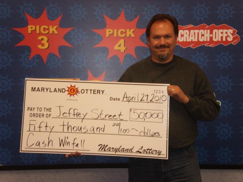 Jeffrey Street - Cash Winfall