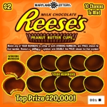 Reese's Scratch-off