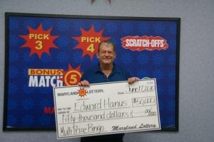 Edward Hannus - Multi-Prize Bingo