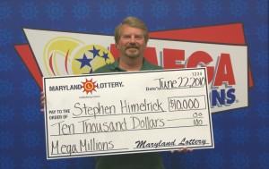 Himelrick $10K Mega Millions