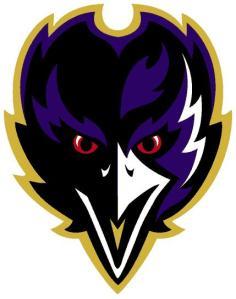 Ravens head logo