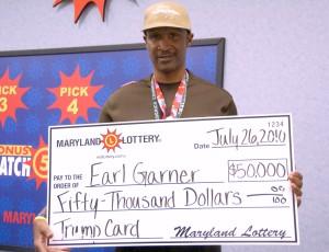 Earl Garner - Trump Card