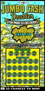 Jumbo Cash Doubler
