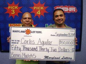 Carlos Aguilar - Bonus Match 5