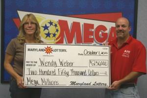 Wendy Weber - Mega Millions