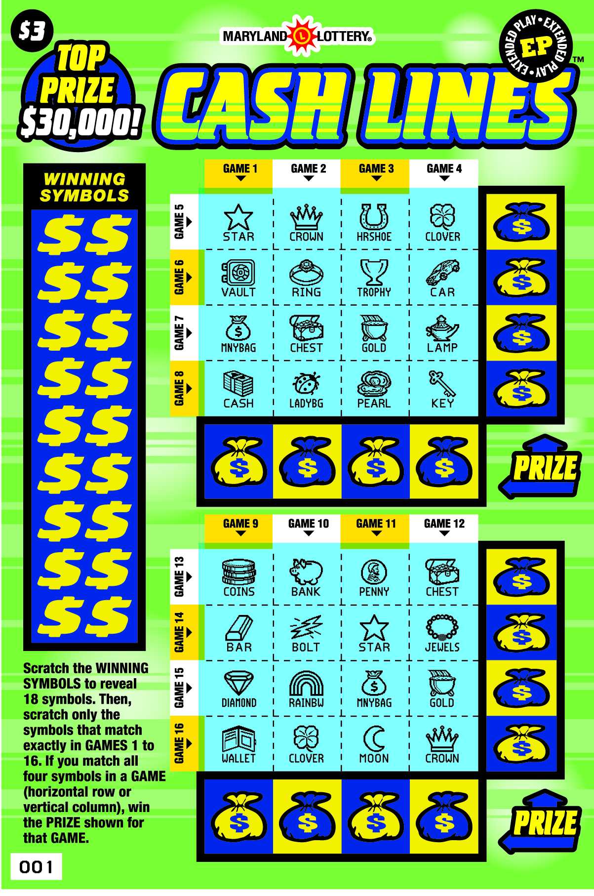 how to play scratch off lottery tickets again
