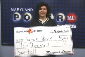 Ali Akbas - Powerball