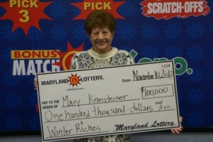 Mary Kronsteiner - Winter Riches